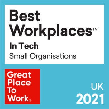 Best_Workplaces_UK_CMYK_2021 TECH_Small Organisations (1)-png