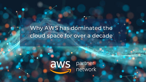 TEMPO | Why AWS has dominated the cloud market for over a decade