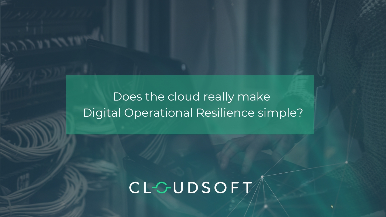 DORA and cloud complexity blog ft. image