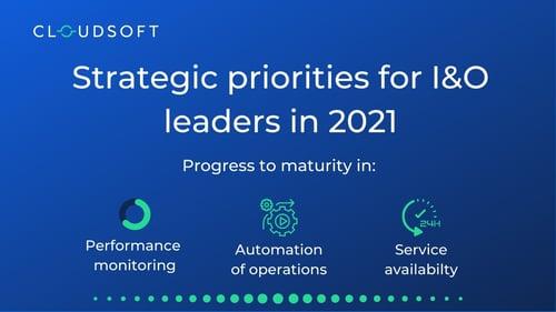 I&O leaders strategic priorities blog