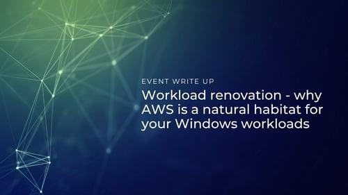 Microsoft on AWS
