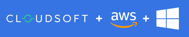 cloudsoft_aws_microsoft_logos