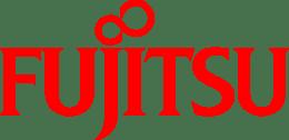 fujitsu logo red