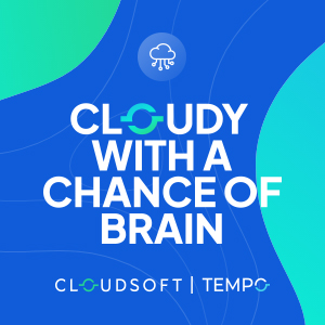 Cloudy With A Chance of Brain podcast